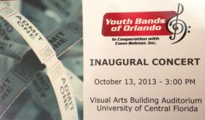 youth bands of orlando