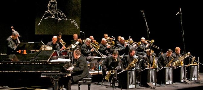 The Stan Kenton Legacy Orchestra Performing at SHS – Sunday, April 2